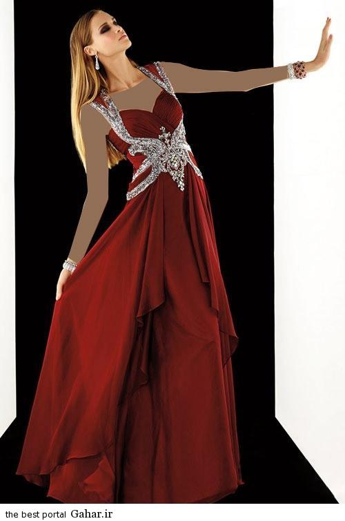 model lebas majlesi 121 جدیدترین مدل لباس مجلسی Alyce Paris