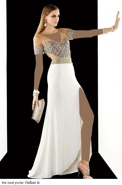 model lebas majlesi 91 جدیدترین مدل لباس مجلسی Alyce Paris