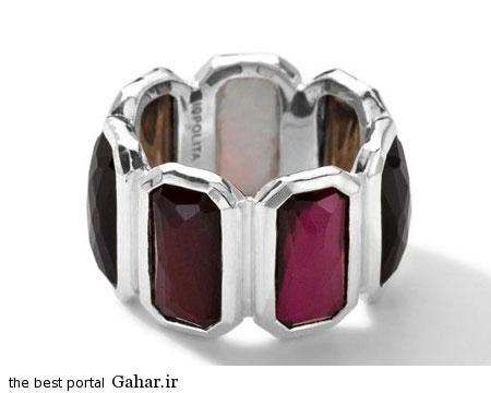 رنگ سال 94 9 عکس هایی زیبا از مدل جواهرات به رنگ سال 2015