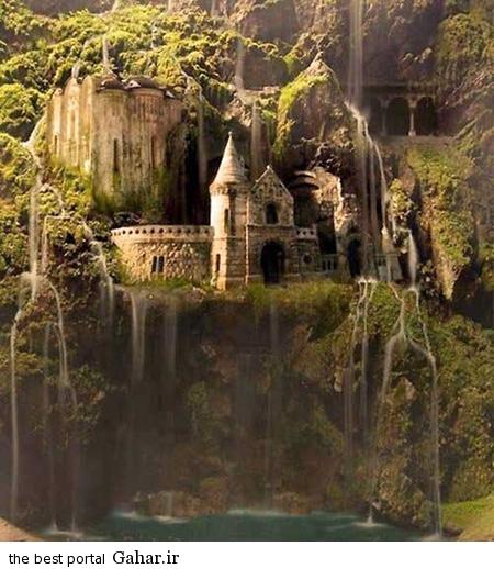 زیبا 1 عکس های بسیار زیبا از زیباترین آبشارهای دنیا