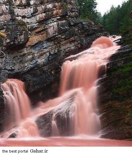 زیبا 3 عکس های بسیار زیبا از زیباترین آبشارهای دنیا