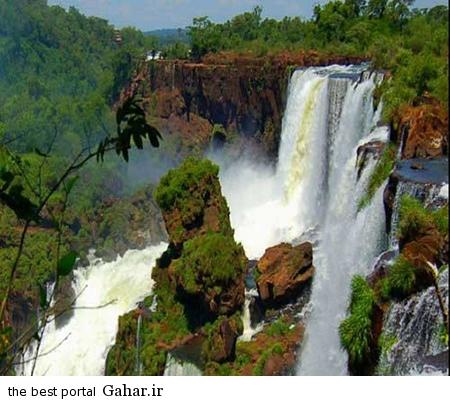 زیبا 7 عکس های بسیار زیبا از زیباترین آبشارهای دنیا