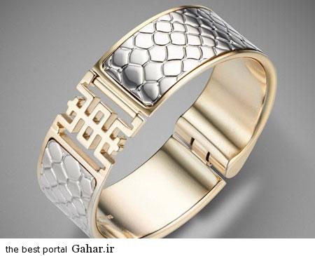 طلا 9 عکسهایی زیبا از مدل دستبند طلا 2015