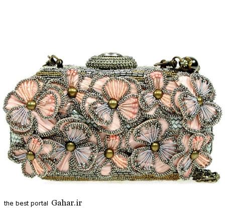 مجلسی 1 مدل کیف های مجلسی زیبا و شیک برند Mary Frances