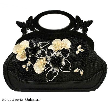 مجلسی 3 مدل کیف های مجلسی زیبا و شیک برند Mary Frances