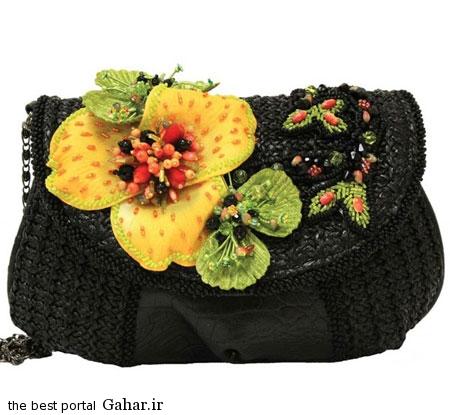 مجلسی 4 مدل کیف های مجلسی زیبا و شیک برند Mary Frances