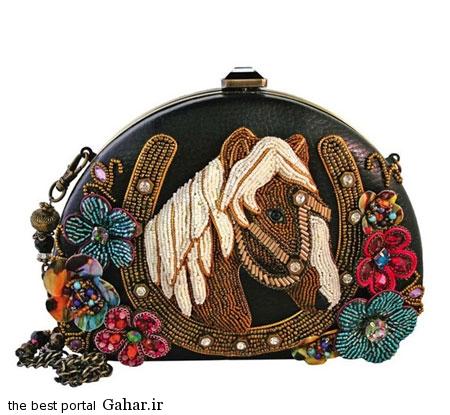 مجلسی 6 مدل کیف های مجلسی زیبا و شیک برند Mary Frances