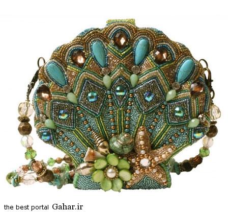 مجلسی 7 مدل کیف های مجلسی زیبا و شیک برند Mary Frances