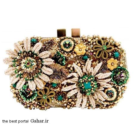 مجلسی 8 مدل کیف های مجلسی زیبا و شیک برند Mary Frances