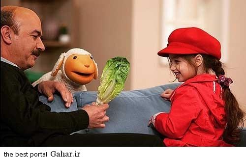 494266 635 بارانا دختر بنیامین امشب مهمان کلاه قرمزی است