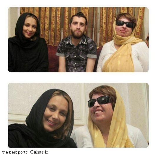 Capture791 تهدید بهنوش بختیاری به انتشار تصاویر غیر اخلاقی اش! / عکس