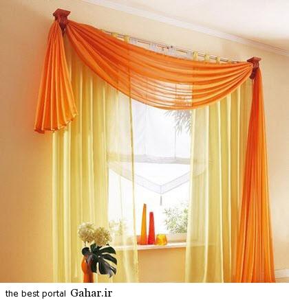 Curtain Model  عکس هایی زیبا از مدل پرده ویژه نوروز 94
