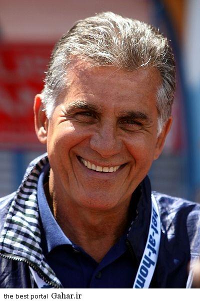 Iran vs. Angola 2014 05 30 132 کناره گیری کیروش از هدایت تیم ملی ایران