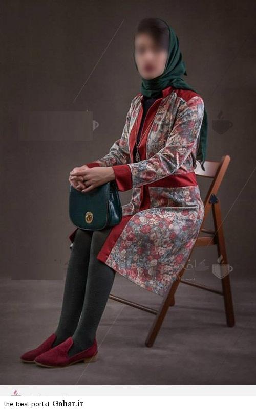 Meryta15 مدل جدید مانتو ایرانی برند مریطا – Meryta