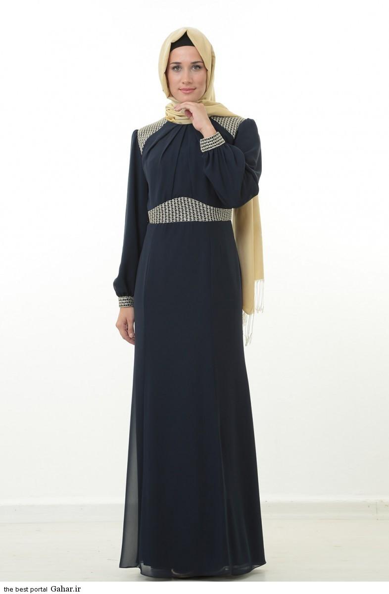 hijab formal dressww abartazeha ir 212 عکس هایی از مدل لباس مجلسی زنانه با حجاب