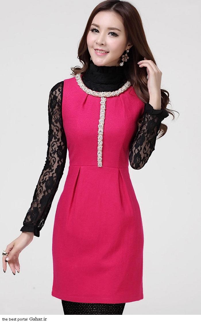 pinafores suit Korean www abartazeha ir 302 مدلهایی جدید از زیباترین مدل کت و دامن و سارافن دخترانه