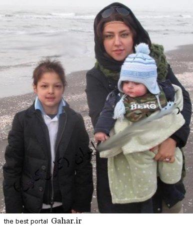 shahab hosseini family صحبت شهاب حسینی درباره خبر بیماری سرطان پسرش / عکس