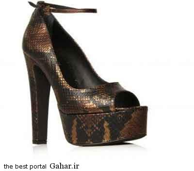 068593e97f عکس هایی از مدل کفش پاشنه دار و لژ دار زنانه