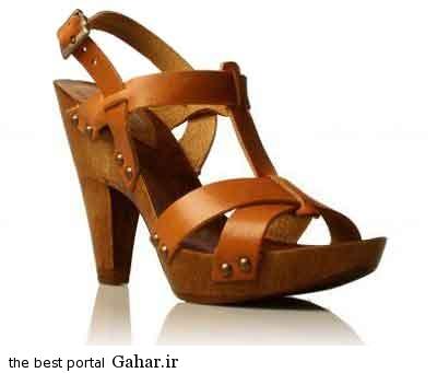 13ceb9a57a1 عکس هایی از مدل کفش پاشنه دار و لژ دار زنانه