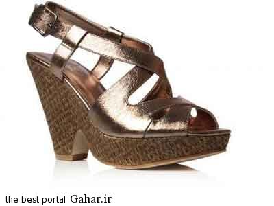 34abc331fa عکس هایی از مدل کفش پاشنه دار و لژ دار زنانه