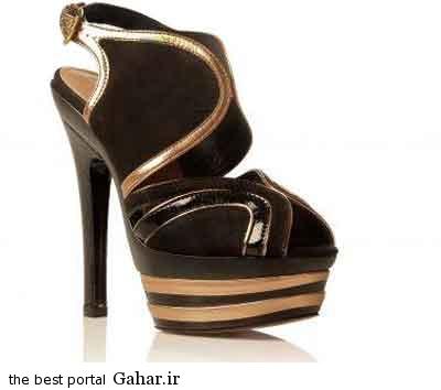 42b346b511 عکس هایی از مدل کفش پاشنه دار و لژ دار زنانه