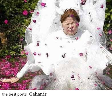 714550129a یک رسم عجیب ازدواج در تایلند +عکس