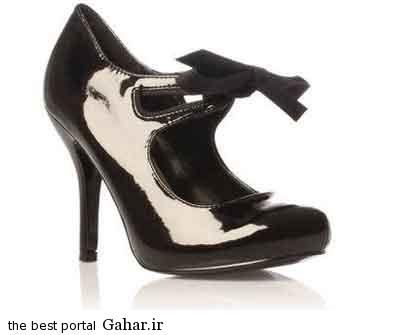 9617a7a1a7 عکس هایی از مدل کفش پاشنه دار و لژ دار زنانه