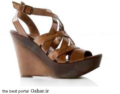 96a1935292 عکس هایی از مدل کفش پاشنه دار و لژ دار زنانه