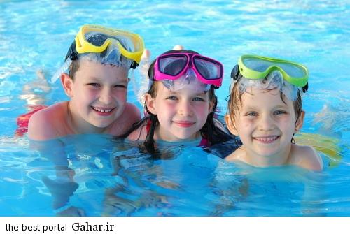 راهنمای بهترین روش برای یادگیری شنا