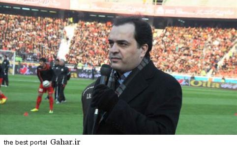 a0f2c11098 حرف ماندگار گزارشگران ورزشی / عکس