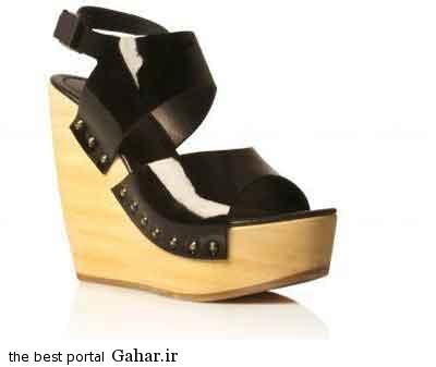 b4b81058b5 عکس هایی از مدل کفش پاشنه دار و لژ دار زنانه