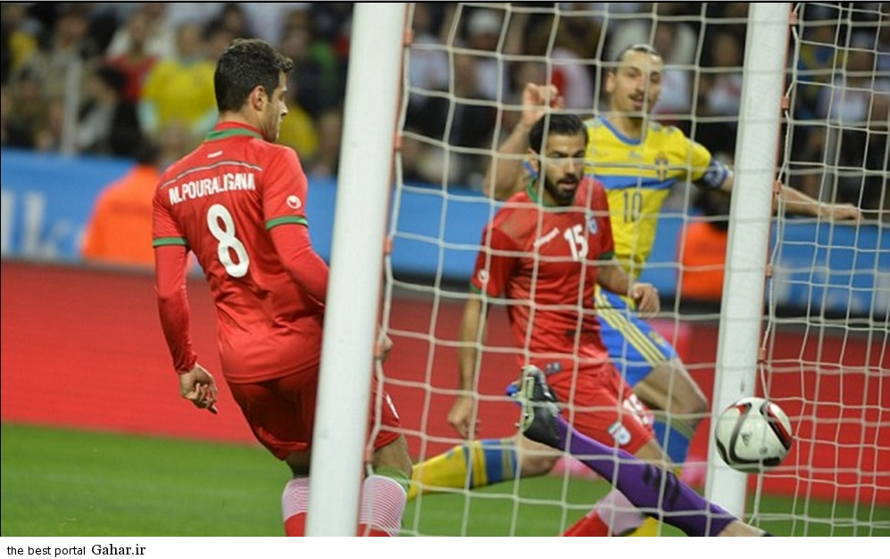 sweden vs iran poraliganji شکست بازیکنان تیم ملی ایران مقابل سوئد