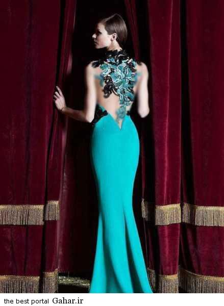 مجلسی تاپ ناز 9 جدیدترین مدل های لباس مجلسی 2015