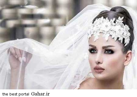 11 عکس های زیبا از جدیدترین مدل مو و آرایش عروس