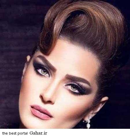 12 عکس های زیبا از جدیدترین مدل مو و آرایش عروس