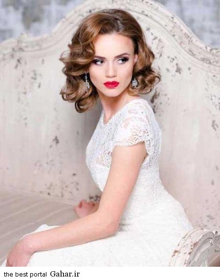 1896377304 parsnaz ir جدیدترین مدل مو عروس 2015