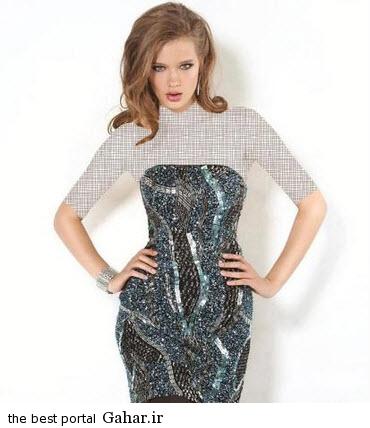 5 23 2015 3 17 19 PM جدیدترین مدل های لباس مجلسی کوتاه 2015