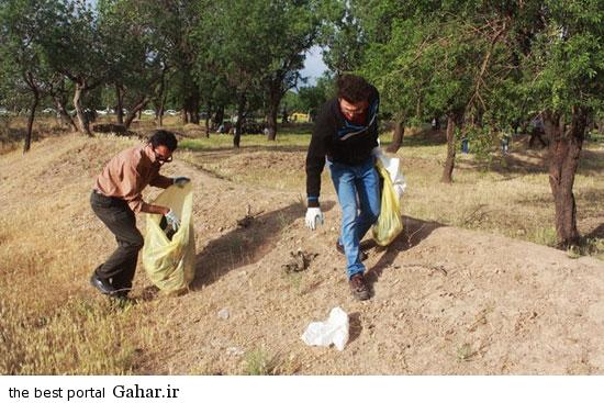 528605 202 تصاویری از آئین سنتی پنجاه بدر در قزوین
