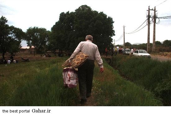 528606 459 تصاویری از آئین سنتی پنجاه بدر در قزوین