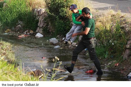 528617 885 تصاویری از آئین سنتی پنجاه بدر در قزوین