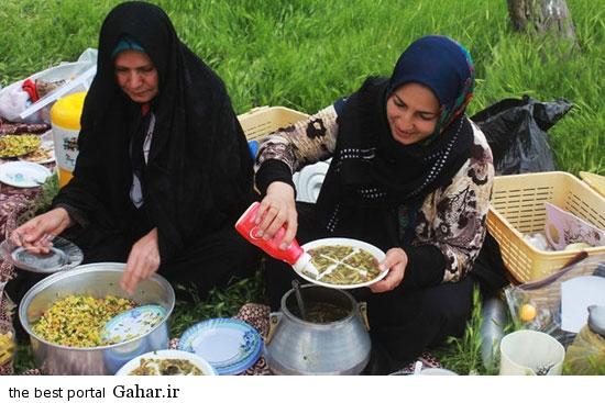528619 354 تصاویری از آئین سنتی پنجاه بدر در قزوین