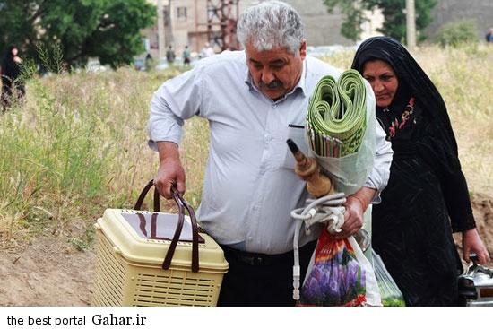 528624 523 تصاویری از آئین سنتی پنجاه بدر در قزوین