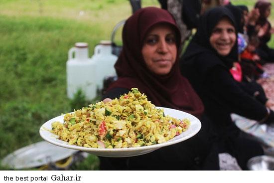 528625 291 تصاویری از آئین سنتی پنجاه بدر در قزوین