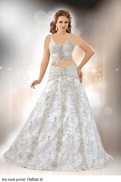 8 9 جدیدترین مدل های لباس عروس بهار 2015