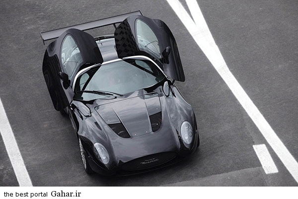 Maserati Mostro 12 تصاویر و اطلاعات جدید از ماشین زاگاتو مازراتی موسترو