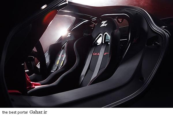 Maserati Mostro 3 تصاویر و اطلاعات جدید از ماشین زاگاتو مازراتی موسترو