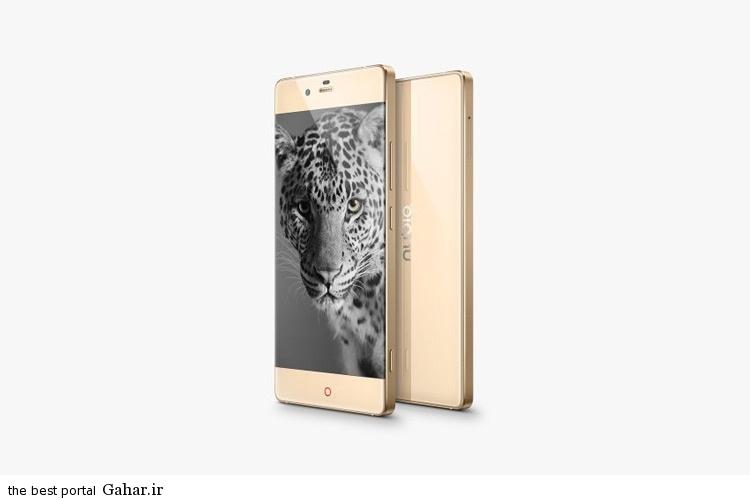 ZTE رونمایی از گوشی Nubia Z9 کمپانی ZTE با بدنه فلزی