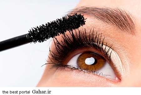 ar4 4389 آموزش نوعی آرایش شیک برای جذاب شدن چشم ها