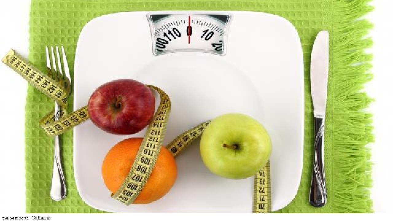 كم كردن وزن بدون ورزش
