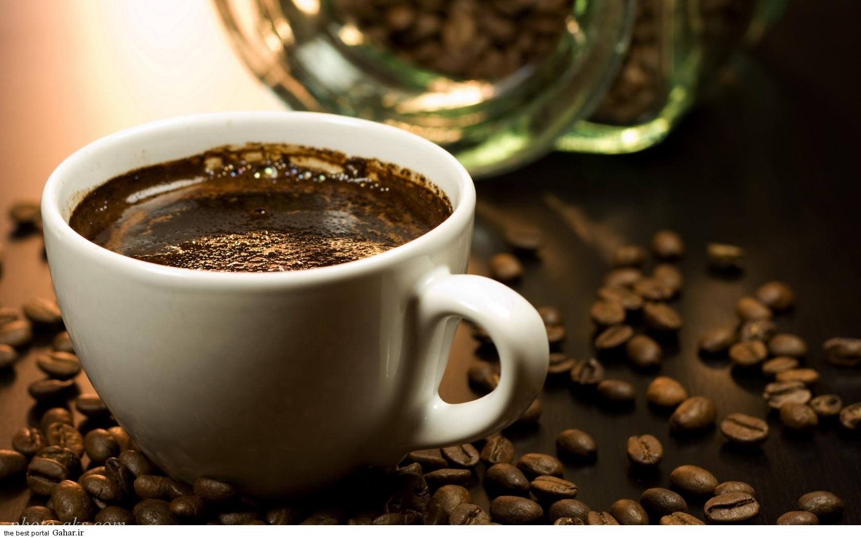 black coffeephoto aks.com  دارویی خوشمزه برای کنترل سرطان سینه